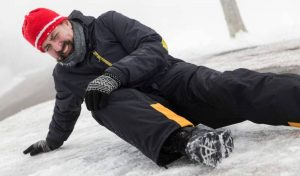 snow and ice accidents